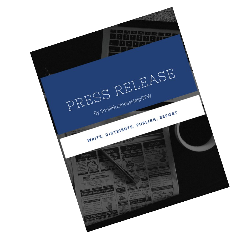 Press-release-service-smallbusinesshelpdfw