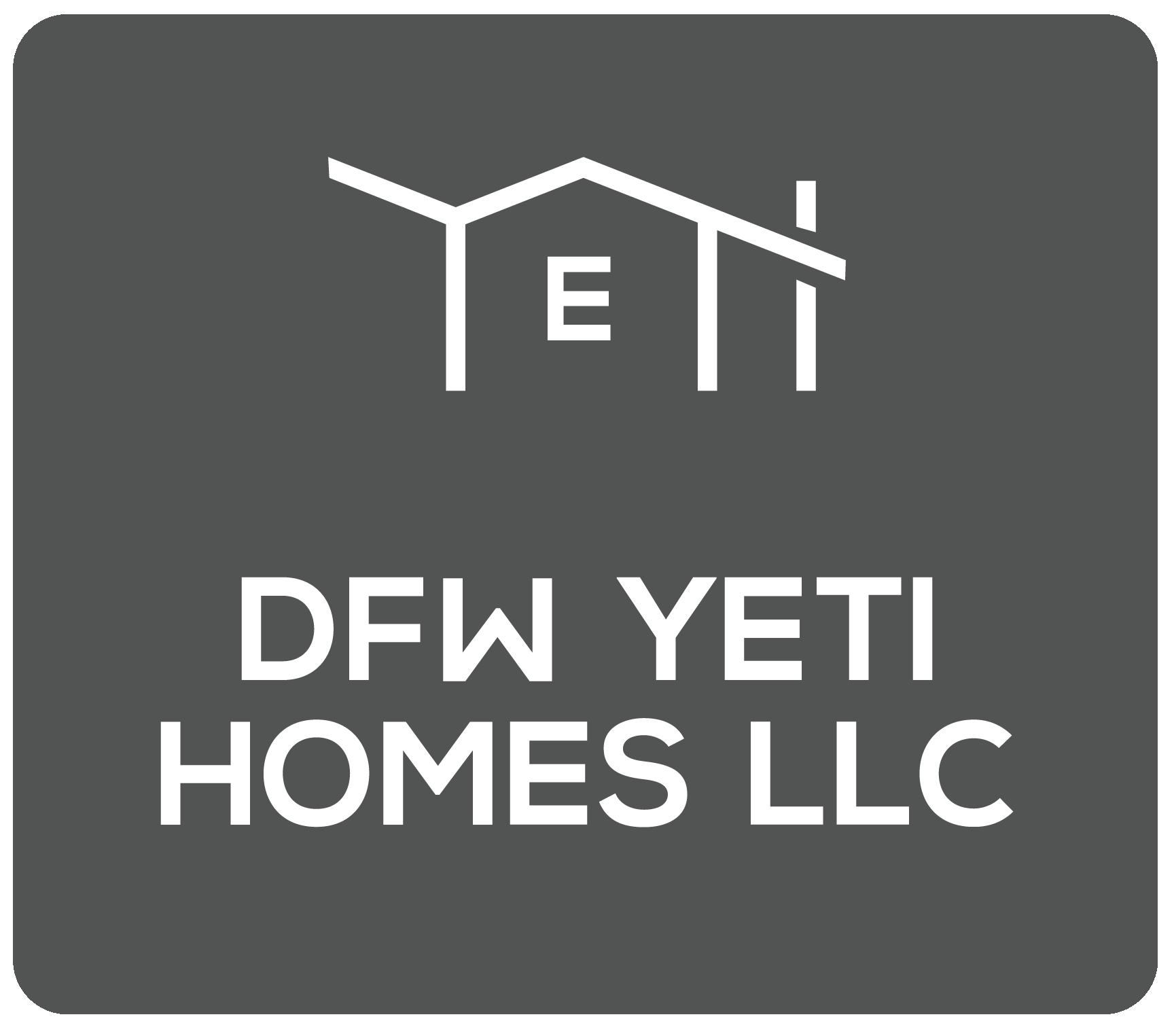 DFW Yeti Homes